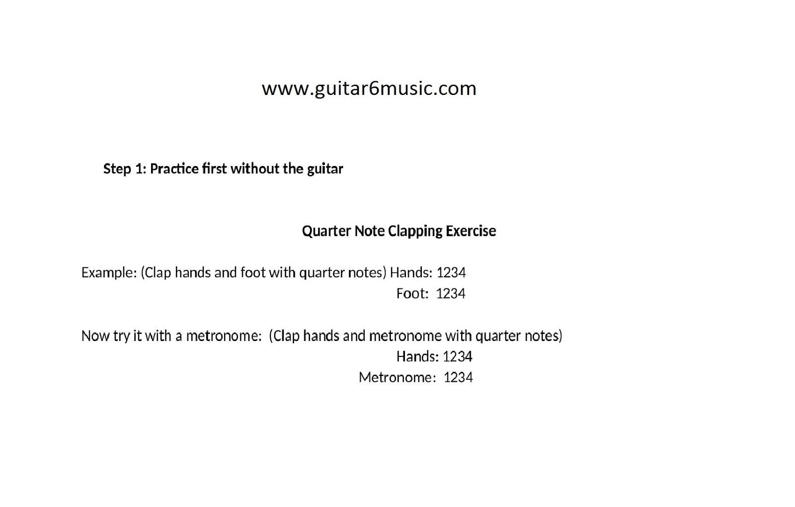 Guitar Trix & Tips Blog: Book Reviews, Product Reviews