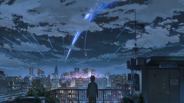 kimi no nawa your name meteor