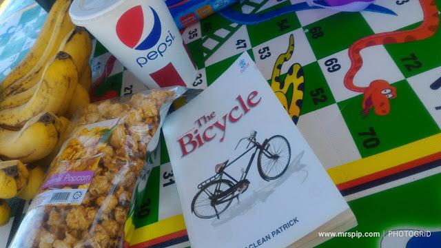 The Bicycle by Maclean Patrick
