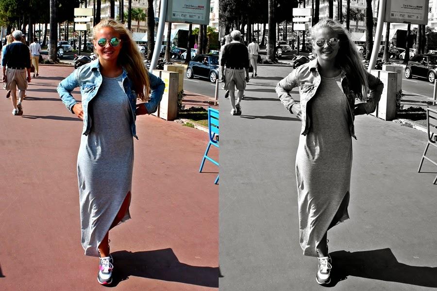 Statement Photo Beautiful Woman Fashion 67