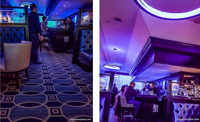 Bar do Hotel Algonquin, Nova York