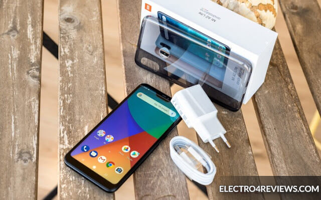 Xiaomi Mi A2 Lite review | electro4reviews
