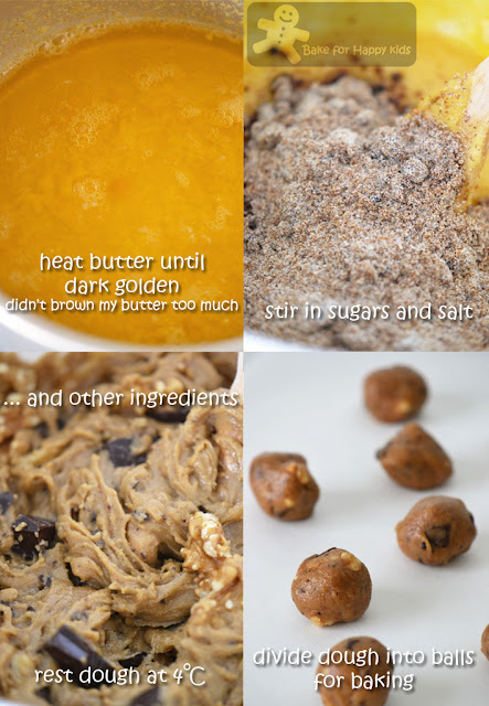Bake for Happy Kids: Perfect Chocolate Chips Cookies