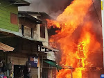 Madre de Dios: incendio que deja más de 70 viviendas destruidas