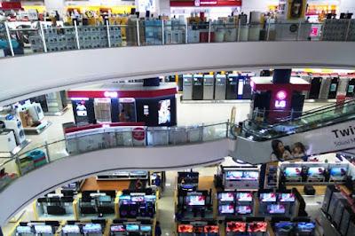 daftar alamat toko elektronik Surabaya