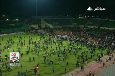Mısır'da Port Said'