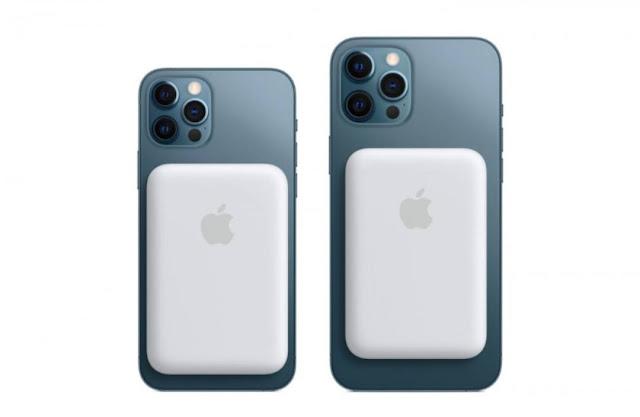 """Apple diam-diam merilis baterai tambahan yang dikenal """"MagSafe Battery"""""""