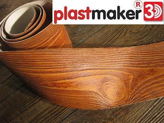 Plaster Tynk Allegro Imitacja Drewna