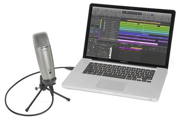 USB ไมโครโฟน SAMSON C01U Pro