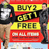 Twenty4 Fashion Kuwait - Buy 2 Get 1 Free
