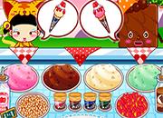 jugar a cocinar ice cream shop