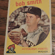 Bob Smith and Bobby Smith from the Topps 1959 set