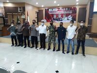 Polresta Yogyakarta Bersama SMMI dan UST Gelar Vaksinasi Massal