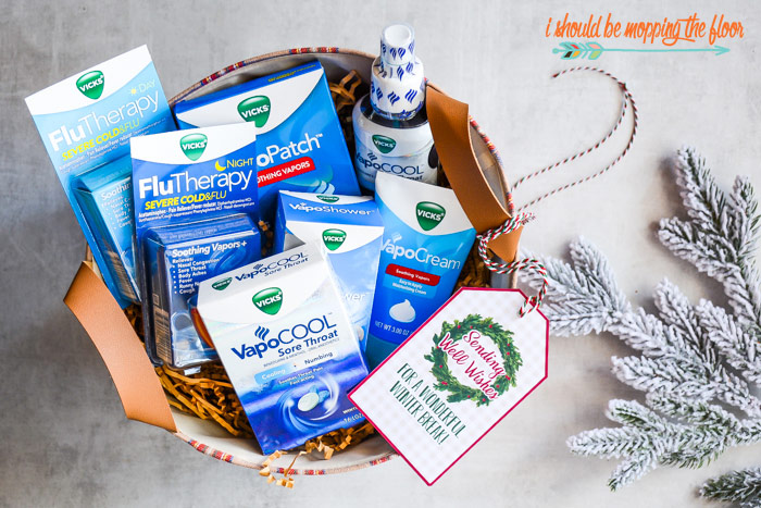Wellness Gift Basket