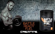 Battle Ready Fuel - Creatine Monohydrate Powder Review