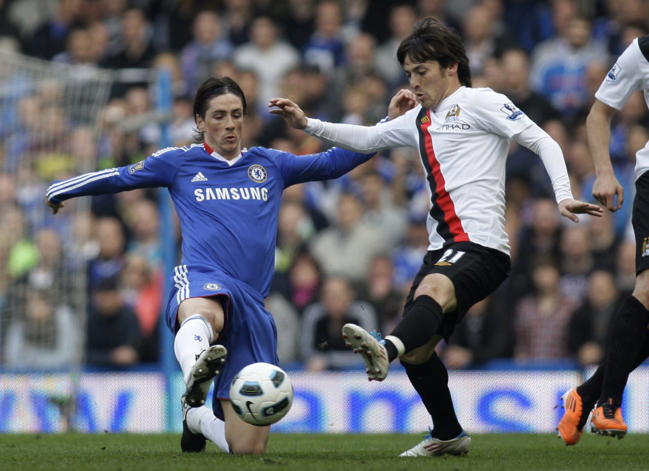 Man City Mot Chelsea: CHELSEA FC: Chelsea Vs Manchester City. Nytt Om Drogba