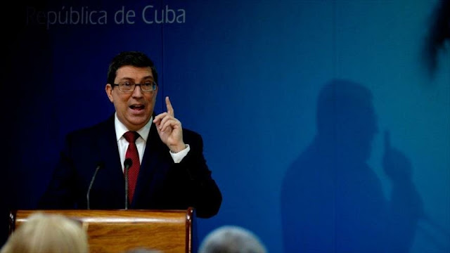 """Cuba denuncia la política """"anclada en Guerra Fría"""" de EEUU"""