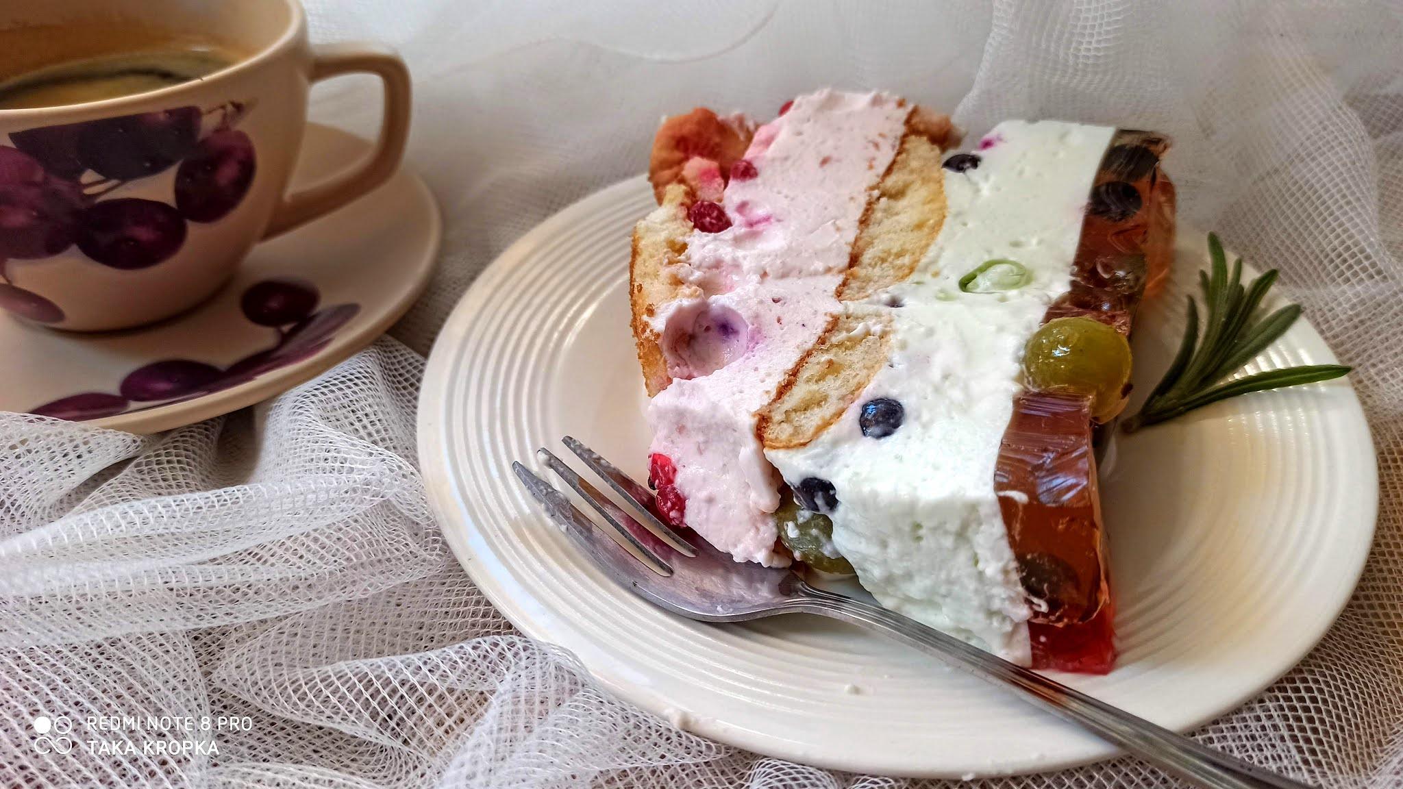 Desery i ciasta bez pieczenia