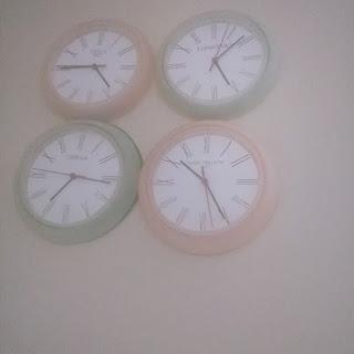 時鐘,雨木散文故事
