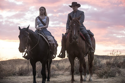 Westworld Season 2 Evan Rachel Wood and James Marsden Image 1