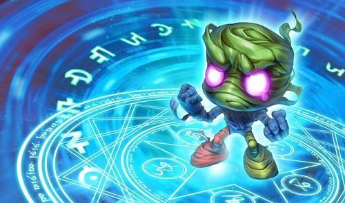 Amumu hợp với cách chơi gank rừng cùng giúp với anh em trong số những pha giao tranh
