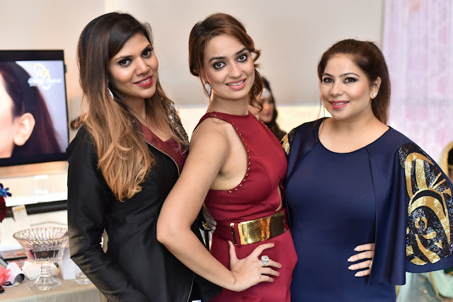 Mid Shot_From Left to Right_Ms Aditi Gupta_Ms Chitwn D Malhotra__Ms Nidhi Thukral