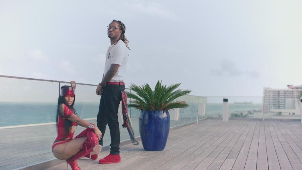 Future - You Da Baddest (feat. Nicki Minaj) Cover