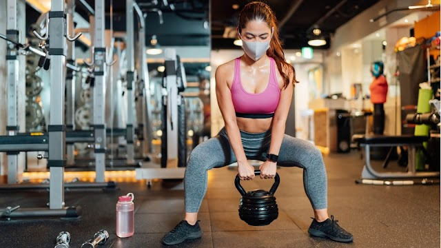 5 tips for returning to the gym 2021