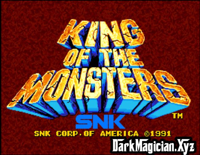 কম সাইজের মধ্যে ডাউনলোড করে নিন King OF Monsters Games টি এবং খেলুন পিসি কিংবা মোবাইল থেকে