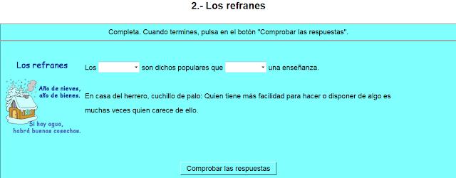 http://www.ceiploreto.es/sugerencias/cplosangeles.juntaextremadura.net/web/curso_4/vocabulario_4/refranes_4/refranes01.htm