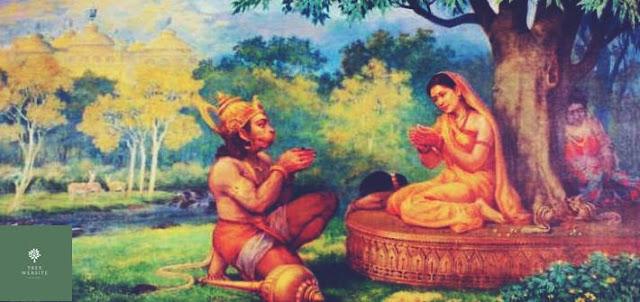 ashoka tree mythology