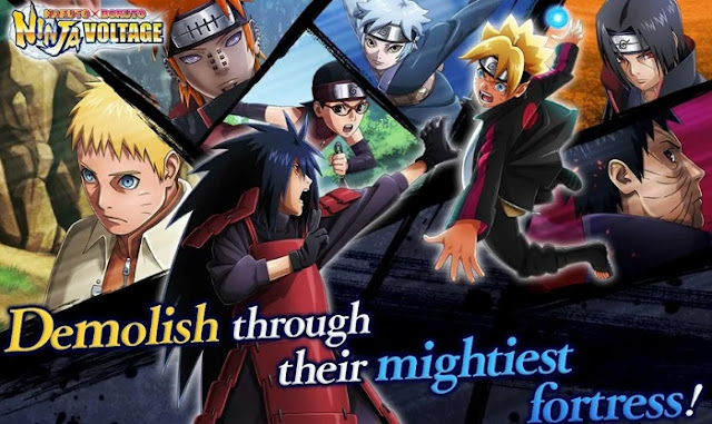 3 Game Naruto Android 2020 Paling Populer