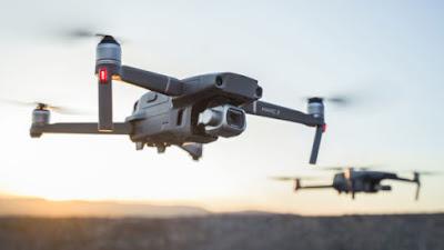 Drones ensamblados en México