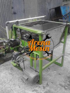 mesin pencuci lendir biji kakao