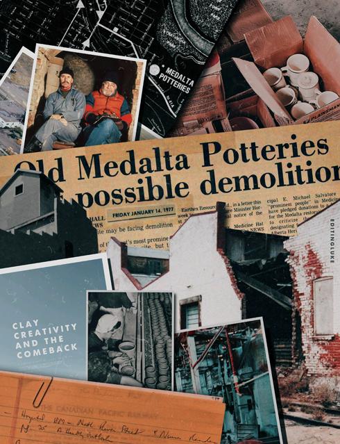 Medalta Documentary Editing Luke