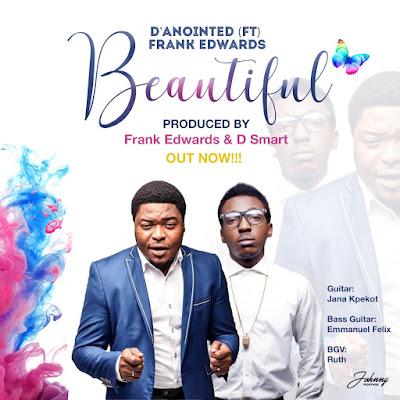 D' Anointed - Beautiful Lyrics