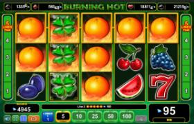 Burning Hot Online Slot