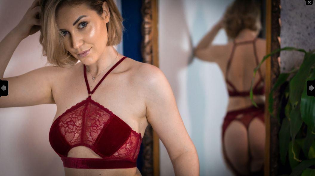 BelleLarisa Model Skype