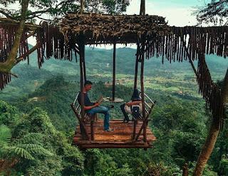 Rute Dan Lokasi Puncak Mustika Manik Bogor,