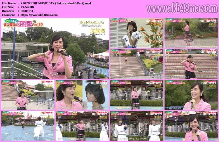 Sakurazaka46 Part