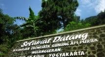 Gunung Api Purba Nglanggeran Yogyakarta