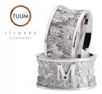 Diventa una delle 20 TUUM Ambassador e ricevi gratis l'anello ITINERE in argento 925