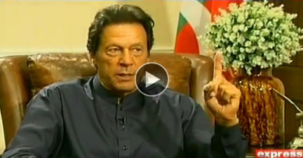 Imran Khan in Takraar - 18th October 2017