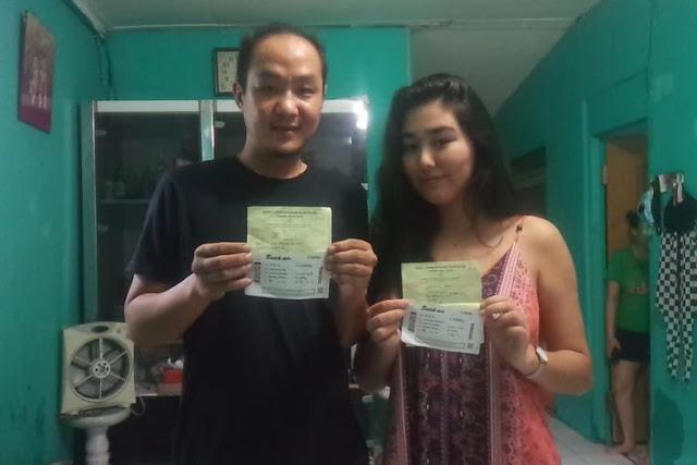 Kisah Cewek Kirgizstan 'Cinlok' dengan Pria Lampung di Tengah Pandemi Corona