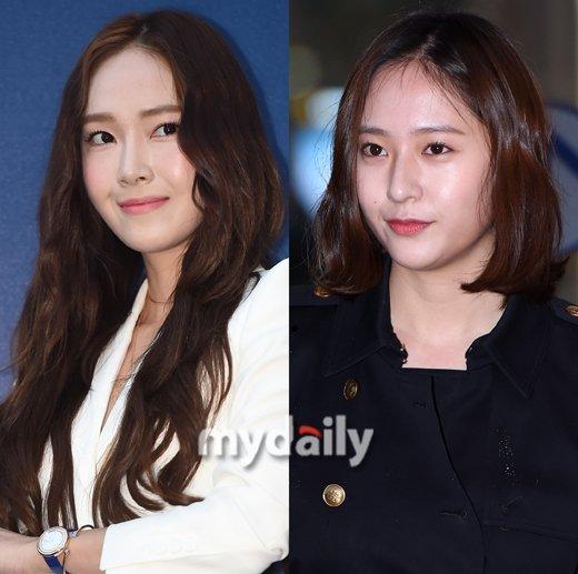 Krystal ve Jessica birlikte yeni bir reality şov çekecek