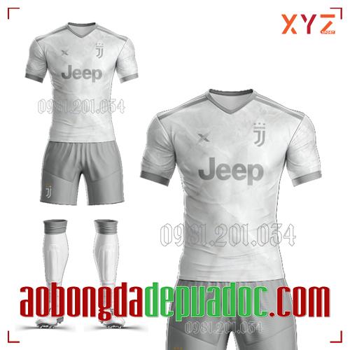 Áo CLB Juventus Tự Thiết Kế Mã JUVE-03 Đẹp Và Độc