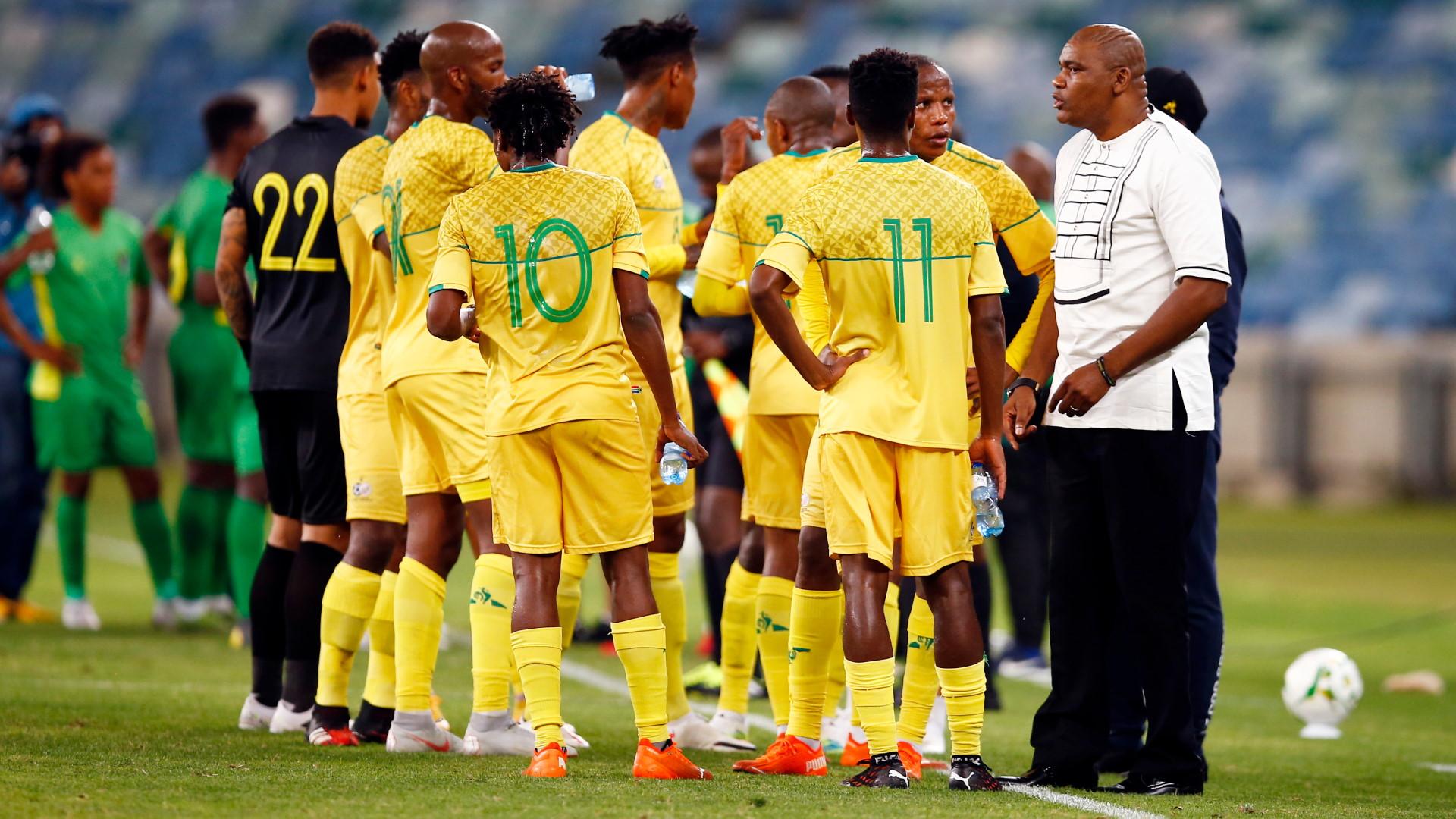 Bafana Bafana play host to Ghana at the FNB stadium on Thursday evening