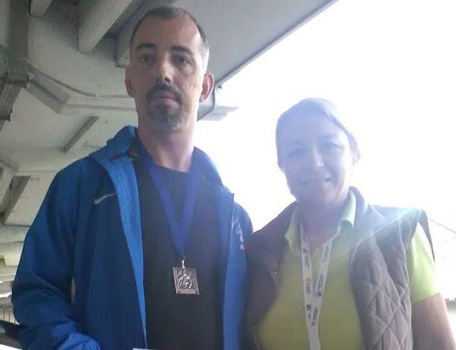 2ος στα 400μ. ο Νάσος Κουρτέσης από την Αργολίδα στο Πανελλήνιο Πρωτάθλημα Στίβου ΑμεΑ