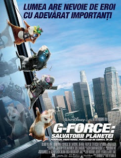 G-Force Salvatorii Planetei Film Online Dublat in Romana