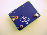 A/B Box with 2 inputs & 2 outputs (isolated, active, buffered)